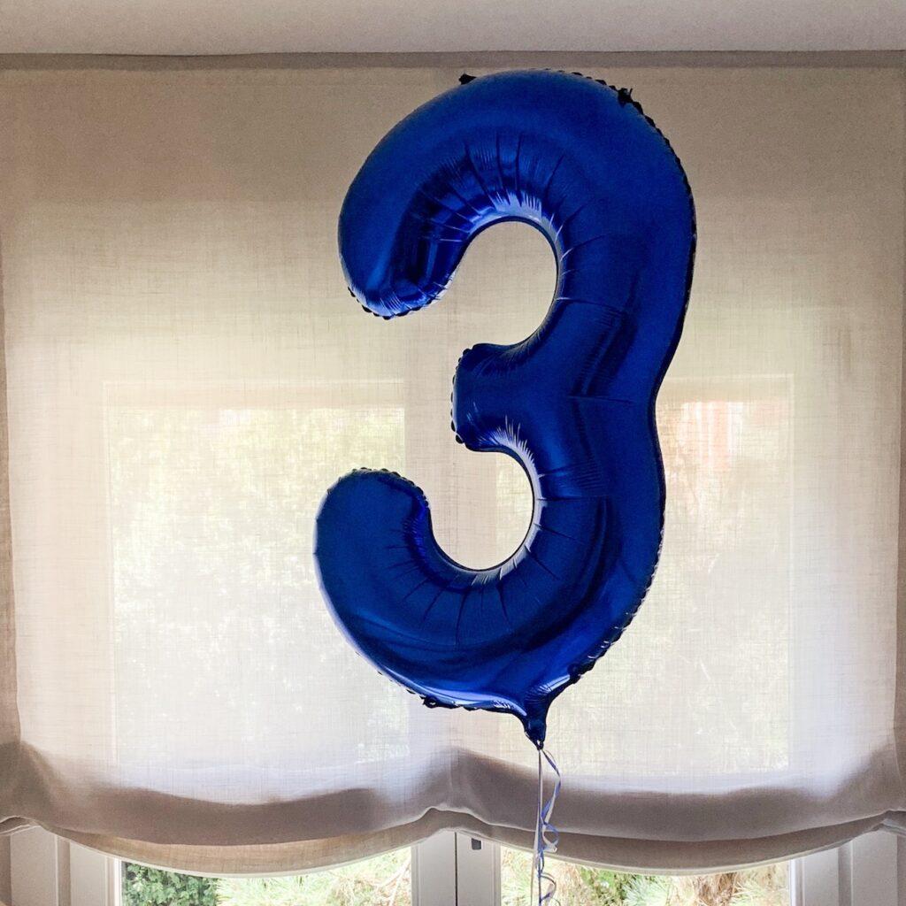 3 year old boy birthday gift ideas Balloon