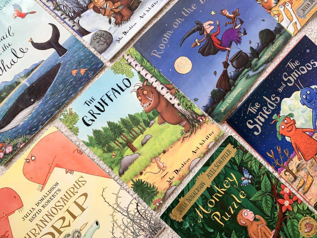 Julia Donaldson Book Collection - Books